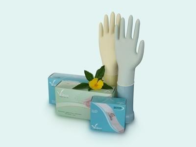 Găng tay y tế không bột Vglove-50doi/hộp