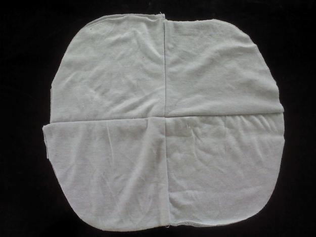 Vải lau công nghiệp 100% cotton