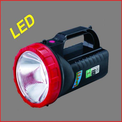 Đèn pin sạc xách tay Kentom KT203( LED)