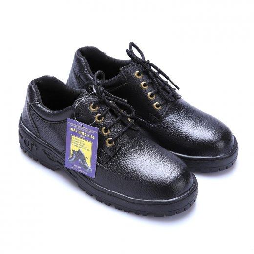 Giày da mũi thép K36