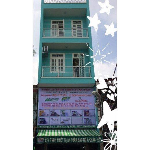 Trụ sở giao dịch tại Quận Bình Tân ( Ngã tư bốn xã)