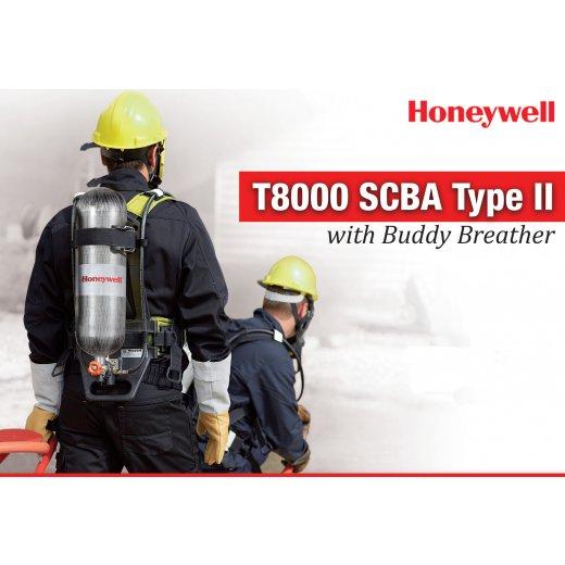 Thiết bị Trợ Thở SCBA T8000 Type II Honeywell