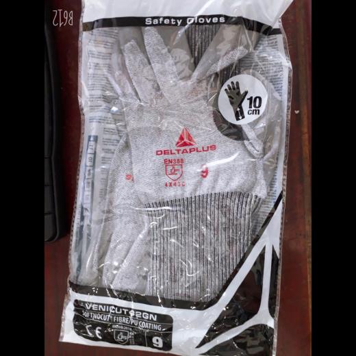 Găng tay chống cắt cấp độ 5 DELTAPLUS