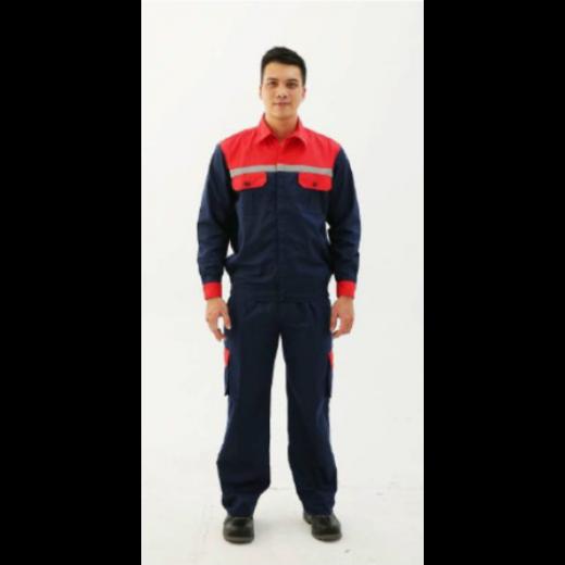 Quần áo bảo hộ lao động DN14