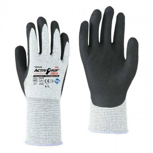Găng tay đa dụng, chống dầu, chống cắt Towa 540