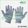 Găng tay sợi xám GX16