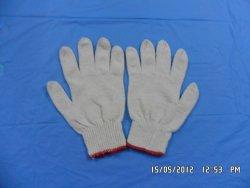 Găng tay sợi trắng ngà 40g