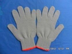 Găng tay sợi trắng ngà 70g