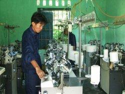 Xưởng sản xuất găng tay Doanh Nghiệp Á CHÂU( ASIA SAFE)