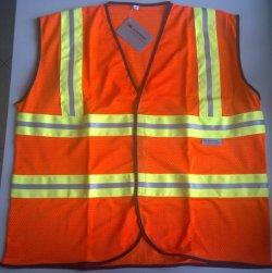 Áo phản quang 3M( màu cam)