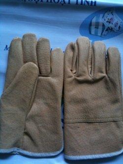 Găng tay da mặt ngoài (MẪU MỚI)