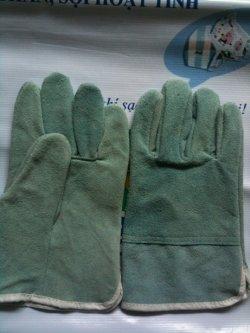 Găng tay da bò cao cấp(mẫu mới)