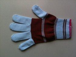 Găng tay len sợi poly màu 45gr( cổ dài) NEW!!!