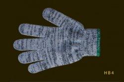 Găng tay len điện tử xám muối tiêu