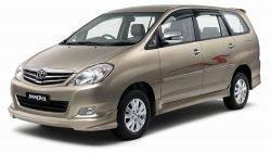 Cho thuê xe Innova 2008-2010