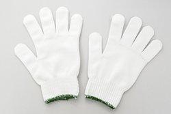 Găng tay len dệt kim 10;7( máy mới 100%)