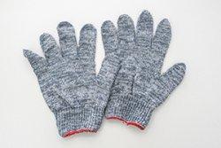 Găng tay len xám 40gr( máy mới 100%)