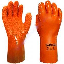 Găng tay Takumi  PVC chống dầu