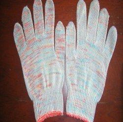 Găng tay poly màu (xuất khẩu)