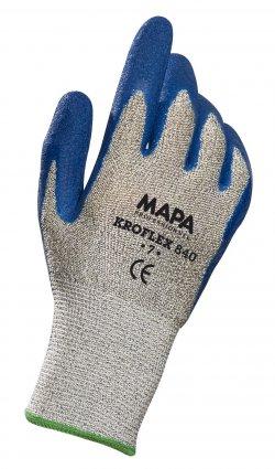 Găng tay chống cắt sợi kevla MAPA phủ lòng bàn tay