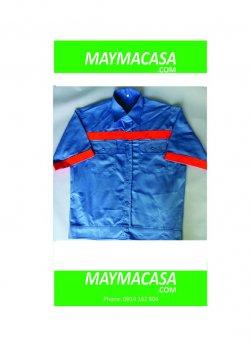 Đồng phục công nhân (gắn phản quang)