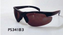 Mắt kính BHLĐ màu nâu PS341B3