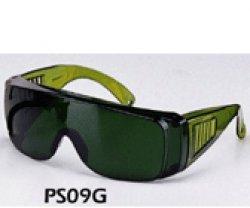 Mắt kính BHLĐ màu xanh PS09G