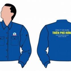 Quần áo công nhân ngành bất động sản