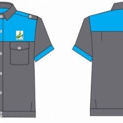 Đồng phục mới Cty CP Gentraco may năm 2014