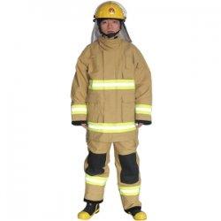 Quần áo chống cháy Nomex 2