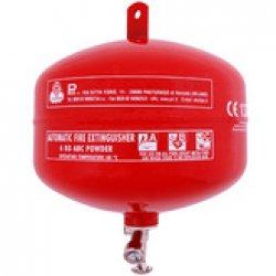 Bình cầu chữa cháy BC 6kg