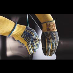 Găng tay chống cắt sợi Kevlar Ansell 70-340