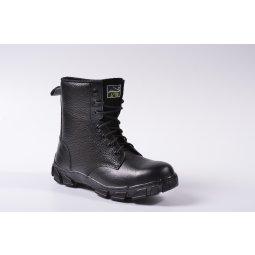 Ủng bảo hộ da mũi sắt UT Boots 8 inch