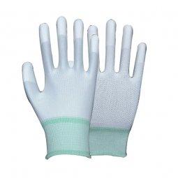 Găng tay chấm PU ngón tay Hàn Quốc