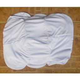 Vải lau trắng nguyên miếng