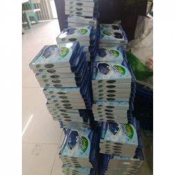 Hoàn thành dự án may 4000 hộp khẩu trang AQUA MARIS- CTY DKSH