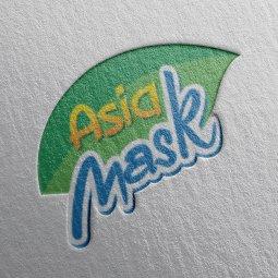 Khẩu trang than hoạt tính ASIAMASK xanh dương
