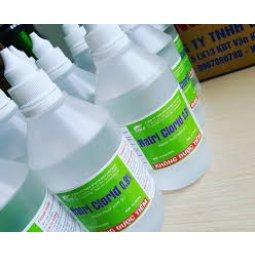 Nước muối sinh lý Nacl 0,009 lọ 500ml