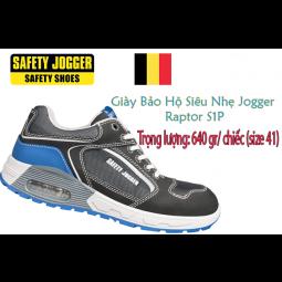 Giày Bảo Hộ Siêu Nhẹ Jogger Raptor S1p