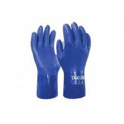 Găng tay chống hóa chất Takumi Nhật (size 9/L)