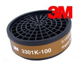 Mặt nạ lọc bụi hóa chất 3M3200 ( 1 lọc)