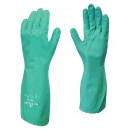Găng tay chống dầu hóa chất Showa 730