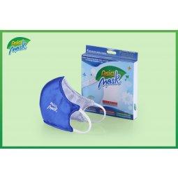Khẩu trang than hoạt tính 4 lớp, vải lọc kháng khuẩn Asia Mask