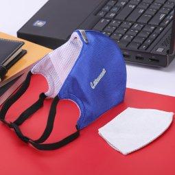 Khẩu trang vải 5 lớp than hoạt tính Life Mask