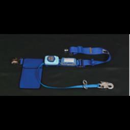 Dây an toàn đơn SSEDA móc nhỏ tự động rút dây