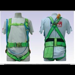 Dây an toàn sseda toàn thân đai bụng Dây an toàn sseda toàn thân đai bụng SAH 1024-3  1 móc sắt(đai bụng)  1 móc sắt(đai bụng)