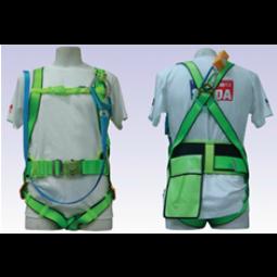 Dây an toàn sseda toàn thân đai bụng SAH 1024-3  1 móc nhôm (đai bụng)